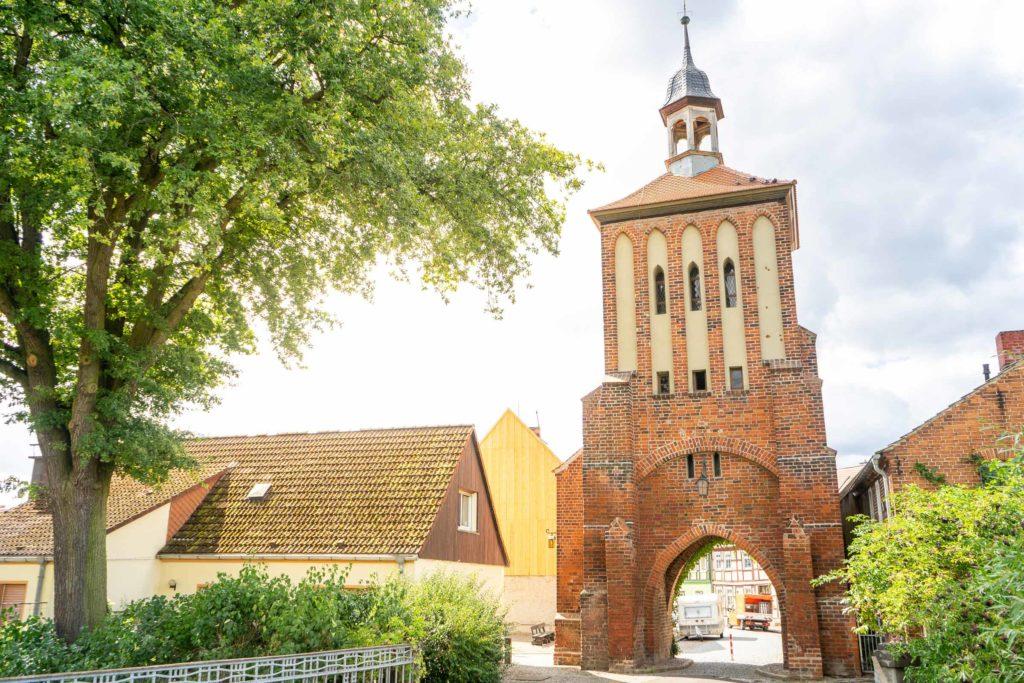 Das Beustertor in Seehausen