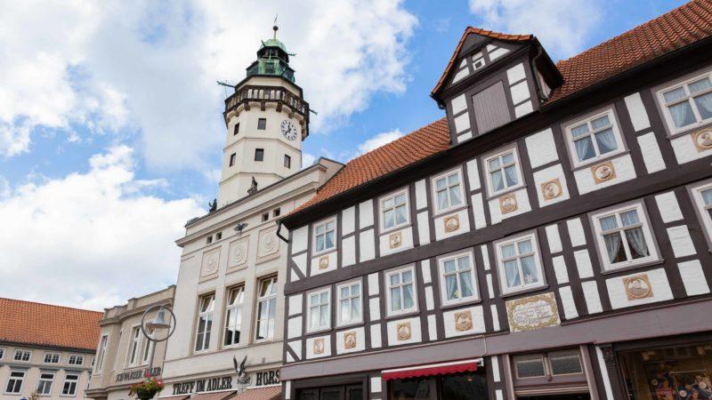 Das Salzwedeler Rathaus