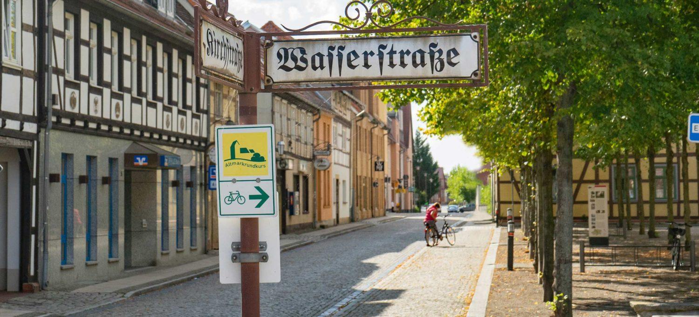 Radfahren auf dem Altmarkrundkurs