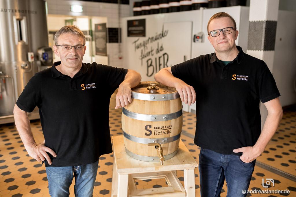 Die Inhaber Christian & Armin Schulz