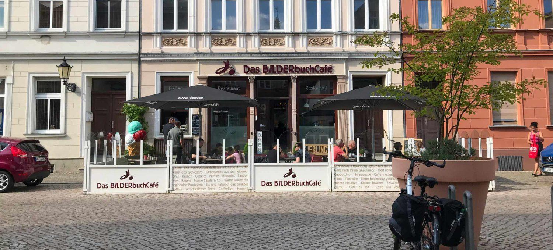 Das Bilderbuchcafé am Havelberger Marktplatz