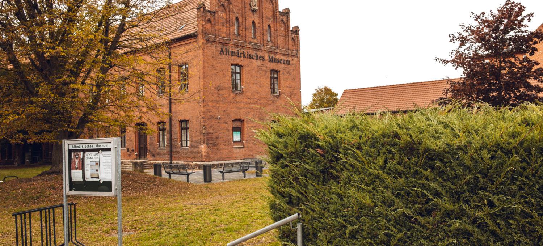 Das Altmärkische Museum in Stendal