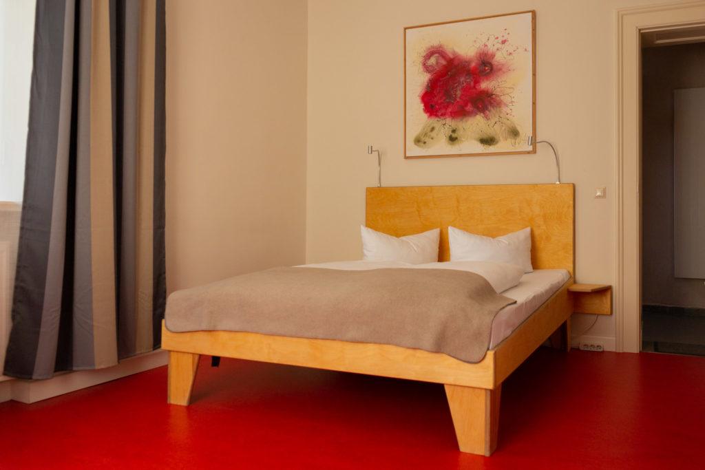 Zimmer für Übernachtungsgäste