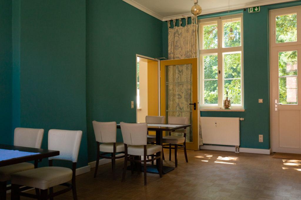 Frühstücksraum im Kavaliershaus