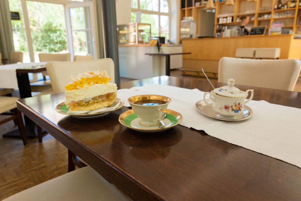 Kaffee und Kuchen im Kavaliershaus Krumke