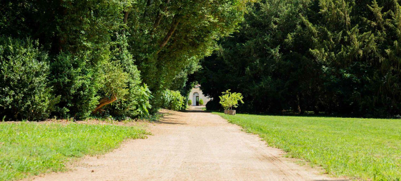 Der Schlosspark in Krumke